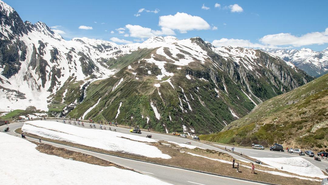 Die Streckenführung der Tour de Suisse 2020