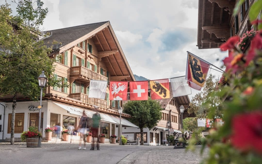 In 2021 the Tour de Suisse returns to Gstaad (BE)