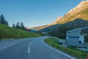 Bergpreis Col du Pillon
