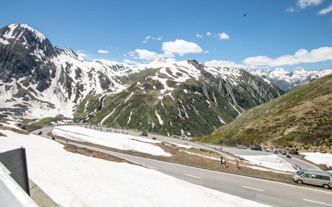 The route of the Tour de Suisse 2021