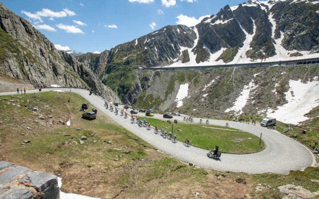 Tour de Suisse: 10 jours avant le départ à Frauenfeld