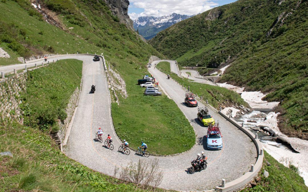 Die Tour de Suisse 2021 findet statt!