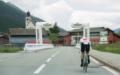 Counting down the minutes to the Tour de Suisse