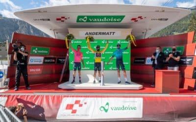 La Vaudoise Assurances revient sur les points forts du Tour de Suisse 2021
