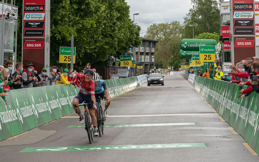 Le début parfait du Tour de Suisse féminin