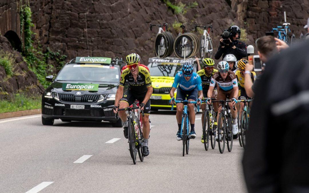 Compensation du CO2 lors du Tour de Suisse