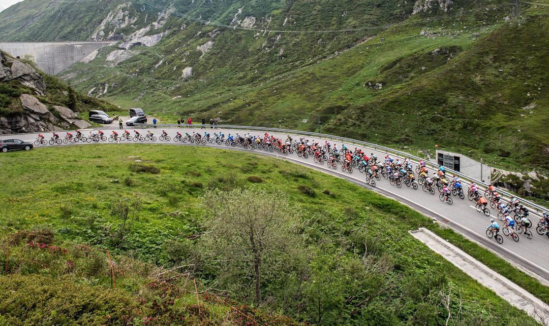 Radsport-Festival unter besonderen Umständen