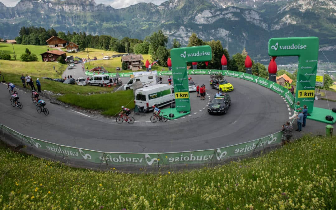 2ème cas de Covid au Tour de Suisse sans effet sur la course