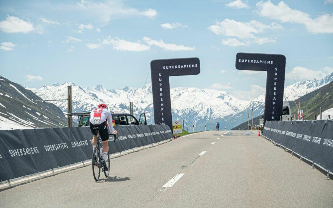 Die erste Tour de Suisse für Supersapiens