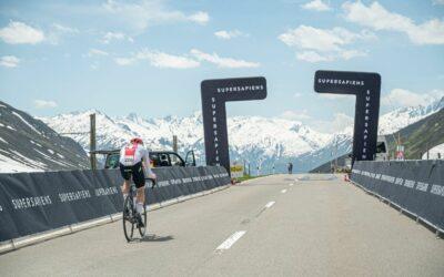 Le premier Tour de Suisse pour Supersapiens