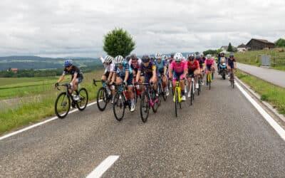 Die Tour de Suisse Women neu mit 4 Etappen